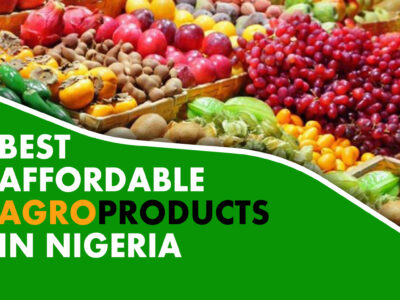 Best affordable agro products in Nigeria