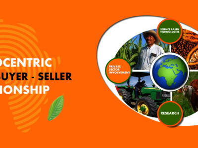 AGROCENTRIC NEW BUYER –SELLER RELATIONSHIP